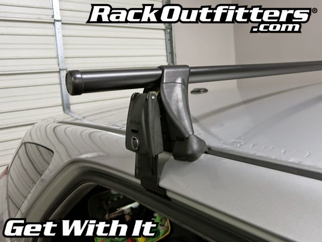 Rack Outfitters Dodge Magnum Yakima Q Tower Round Bar