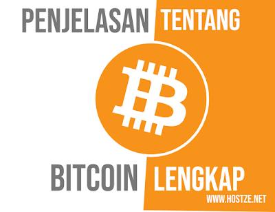 Penjelasan Tentang Bitcoin - hostze.net