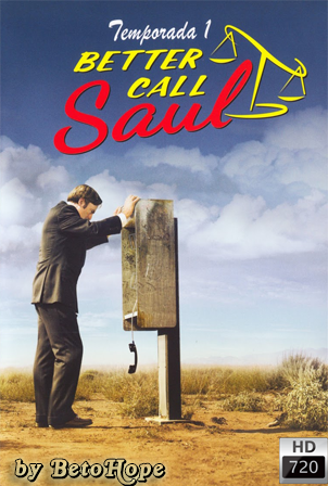 Better Call Saul Temporada 1 [720p] [Latino-Ingles] [MEGA]