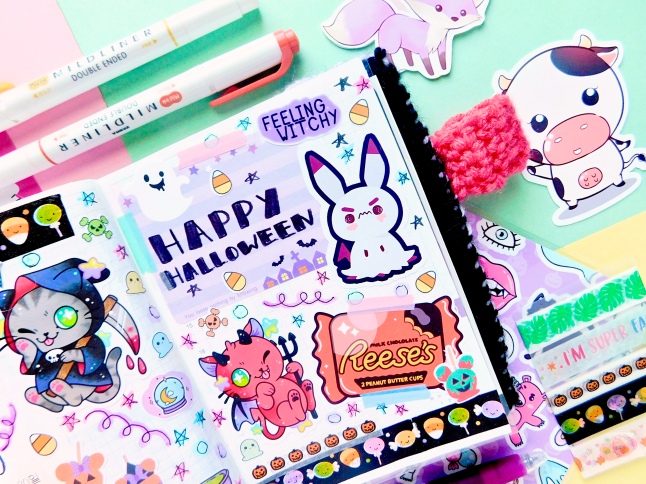 Hobonichi Flip Through