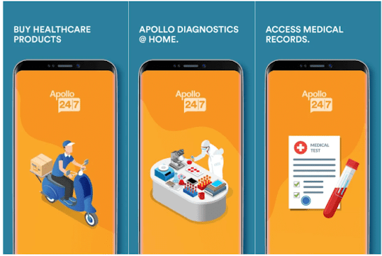 Apollo 247 App Referral Program | Earn ₹50 HC For Free - 100% Working Coupon Code