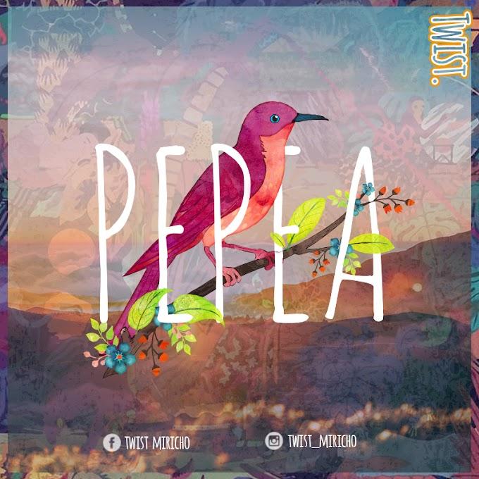 MUSIC + LYRICS VIDEO: Twist - Pepea