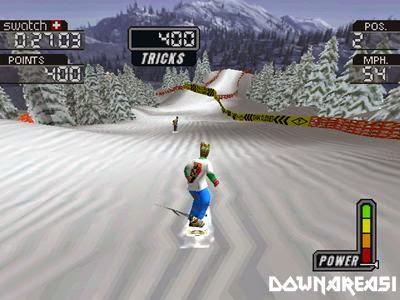 Cool Boarders 3 PSX Image Screenshot