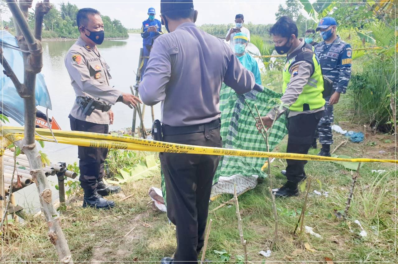 Innalillahi, Nenek 76 Tahun Ditemukan Meninggal di Sungai Bodo Ayah