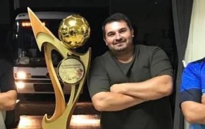 Nota de falecimento do esportista Everaldo Ferreira, secretário de Esportes e diretor da ASESC de Cantagalo