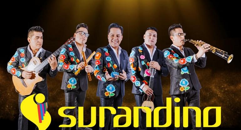 SURANDINO es la agrupación de música andina latinoamericana que viene imponiendo su peculiar estilo