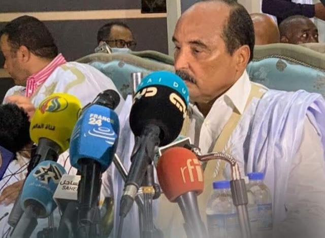 Ould Abdelaziz : Je suis victime d'un règlement de compte
