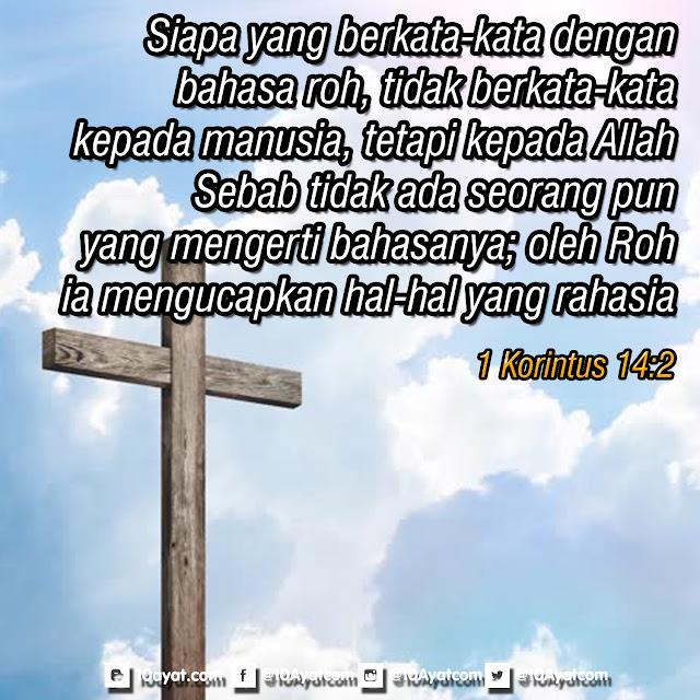 1 Korintus 14:2