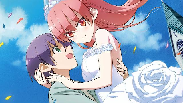 Anime Tonikaku Kawaii confirma sus temas musicales