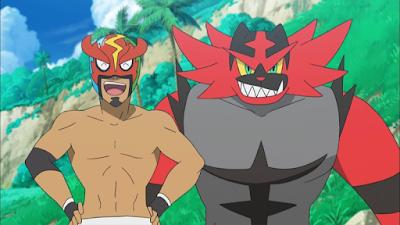 Pokémon Sol y Luna Ultra Aventuras Capitulo 20 Temporada 21 Traspasando los ardientes límites