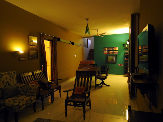 Pondicherry, Tamil Nadu, India, earth friendly building, ecotourism, responsible tourism
