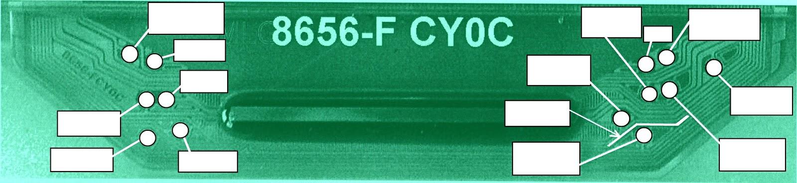 Memory Dump Tv 8656 F Cy0c