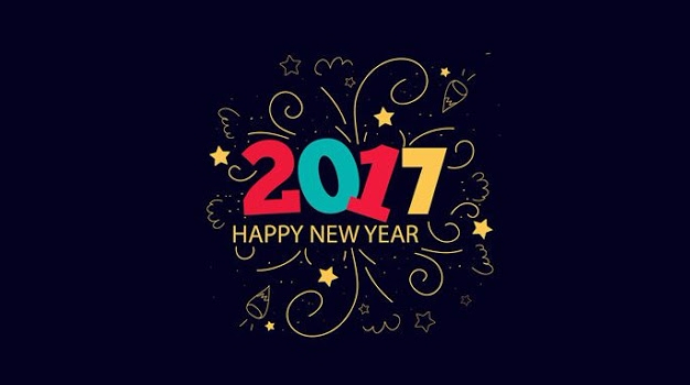 New Year Wallpapers Searching For Happy 2017 Your Desktop PCs Mobiles And To Share Them With Friends Family