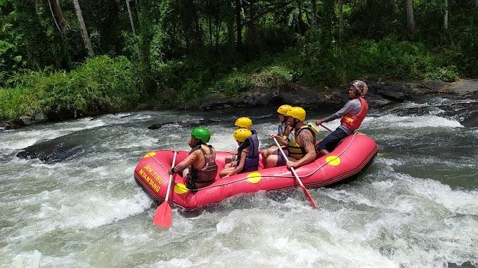 Lombok Rafting - Best Jangkok  River Rafting