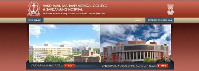 Safdarjung Hospital Delhi Recruitment 2020