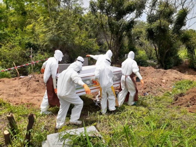 COVID-19 is on the rise again as death toll hits 819 in GHANA