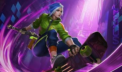 Hero Perempuan Terkuat di Mobile Legend