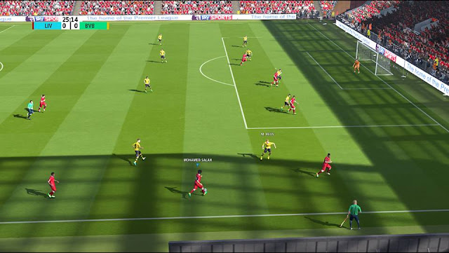 PES 2017 AZ Pitch Evolution Final dari AZ Mods