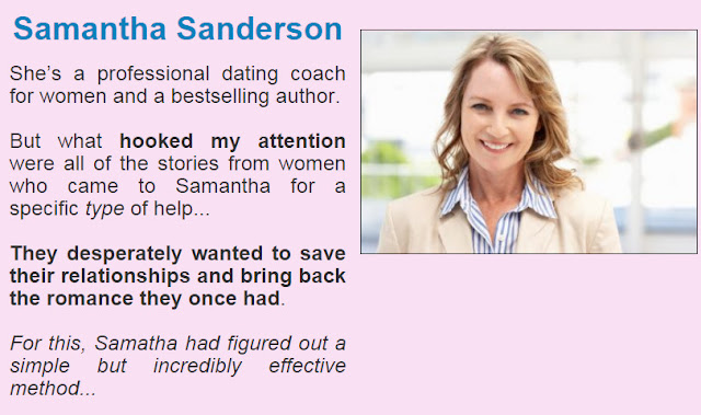 Rewind Your Romance reviews Samantha Sanderson Course PDF BOOK DOWNLOAD, program review scam or legit