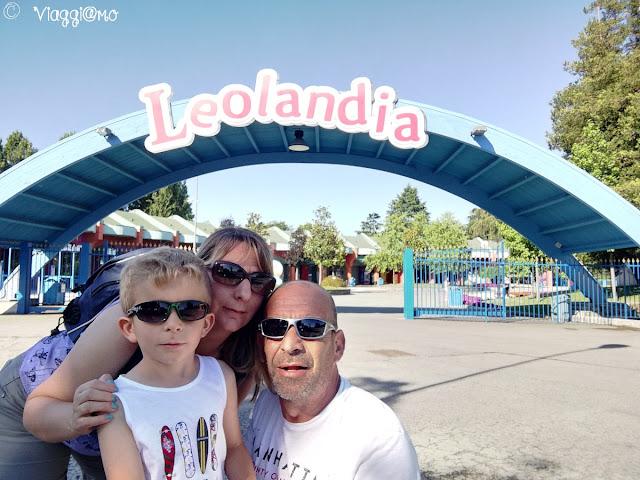 Il team di ViaggiamoHG a Leolandia