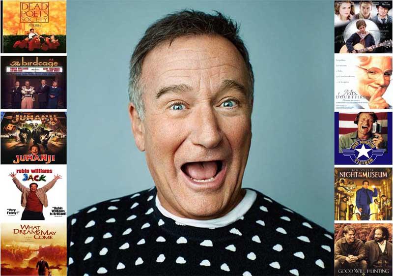 Robin Williams Movies