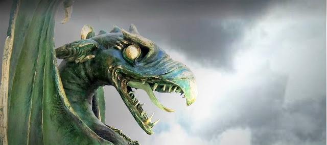 Fuente del Dragón de Soportújar