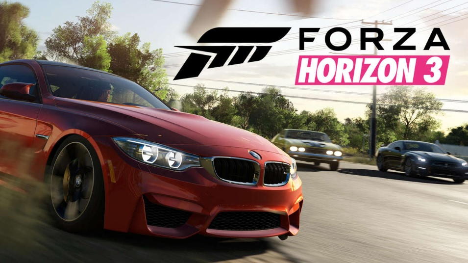 Forza Horizon 3 Demo is Now Available for Free