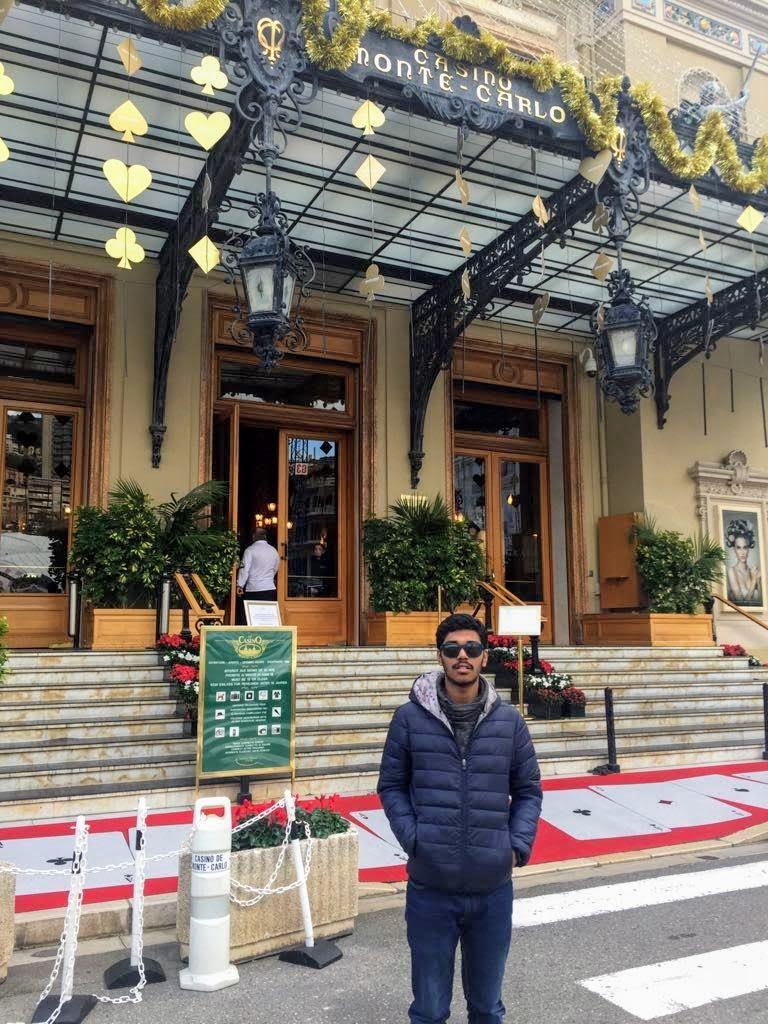 Casino Royale, Monte-carlo