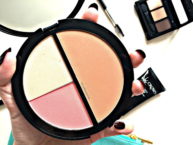 Crown Brush Blush Bronze Illuminate Review