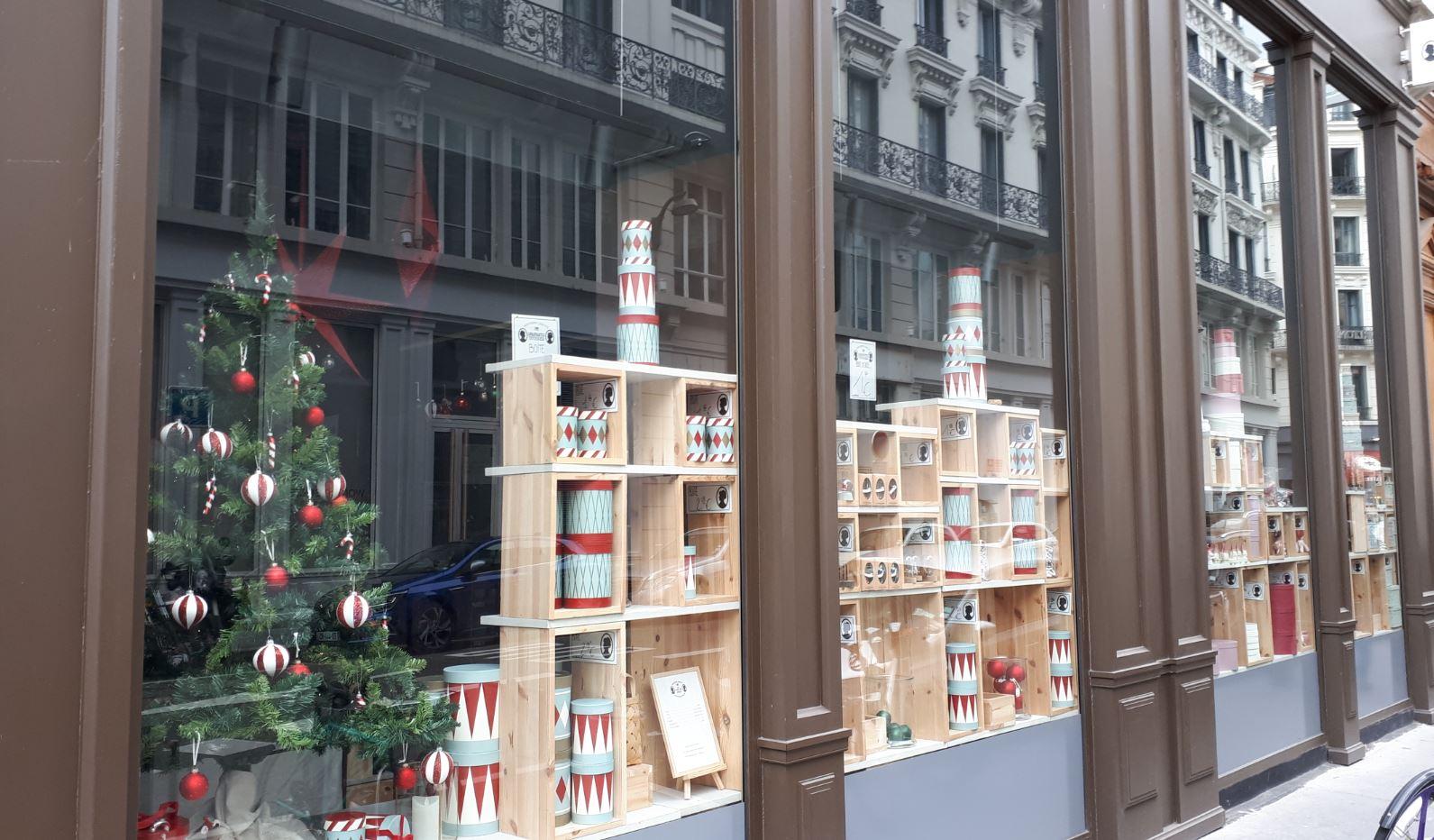 SOSTRENE GRENE Lyon, rue Grolée, 69002