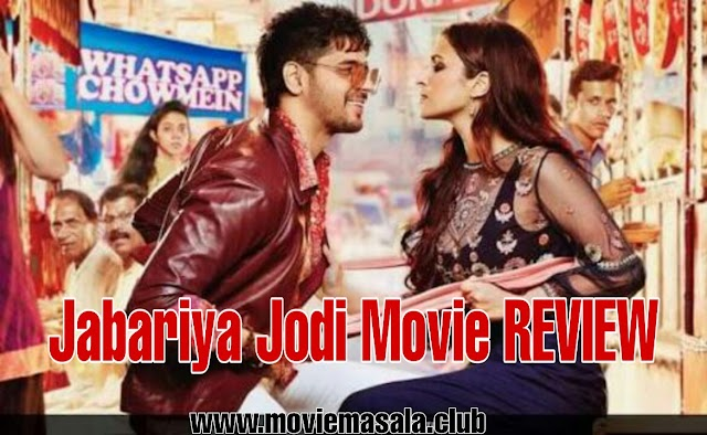 Jabariya Jodi Movie REVIEW | Moviemasala