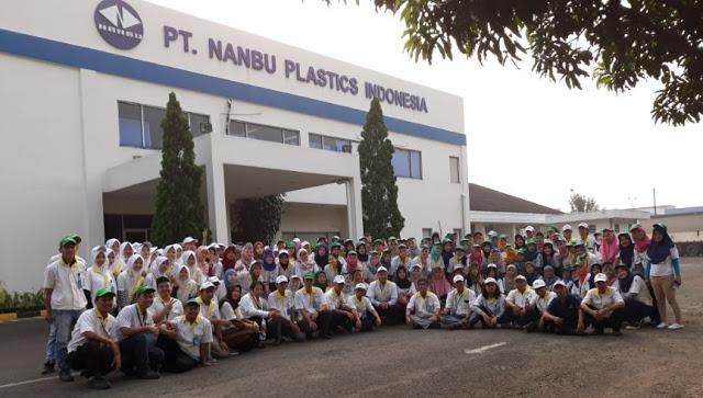 Lowongan PT Nanbu Plastics Indonesia Loker Cibitung Septemebr 2019
