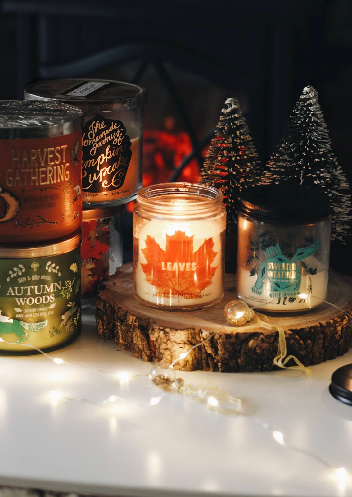 Bath and Body Works Collection Review