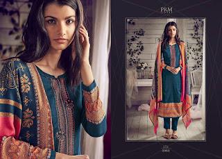 PRM Trendz Daisy Jam Silk Salwar Kameez Collection