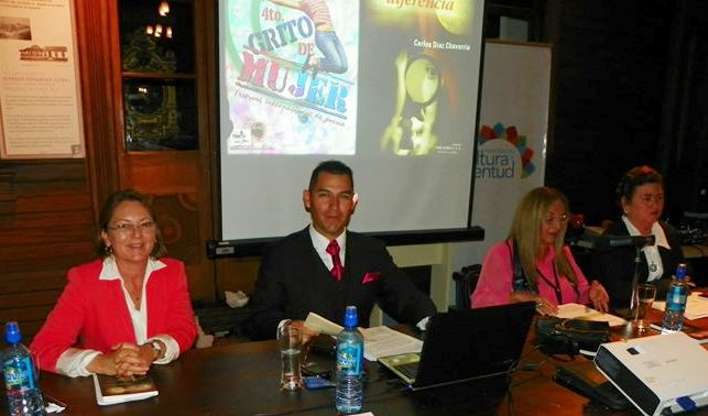 Grito de Mujer 2014, Heredia, Costa Rica
