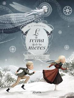 Reseña La Reina de las nieves de Hans Christian Andersen