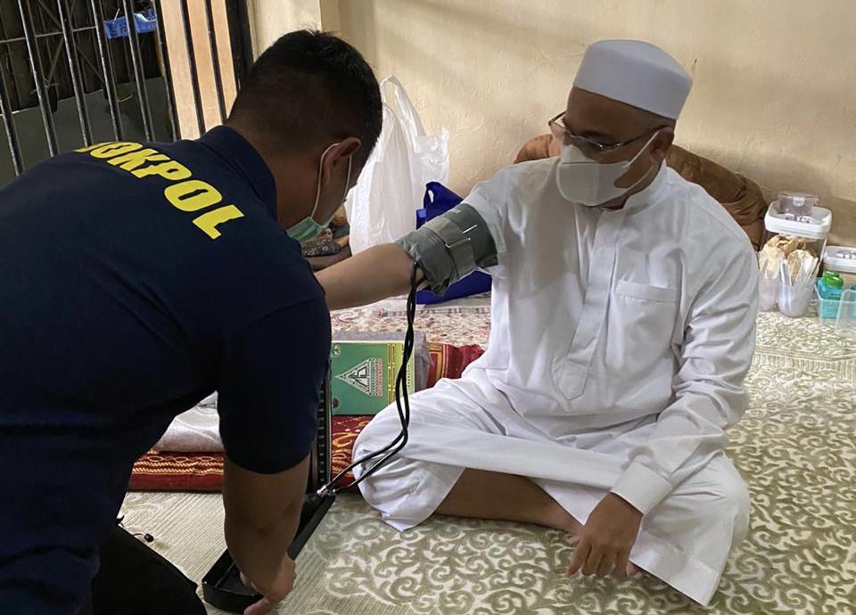 Aziz Yanuar Mengabarkan Kondisi Terkini Habib Rizieq, Mohon Doanya