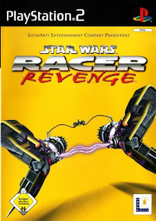 Star Wars Racer Revenge NTCS PS2