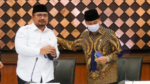 Sosialisasi 'Haji Batal' Habiskan Dana Rp21 Miliar, Yandri: Untuk Kegiatan Kemenag di 542 Kabupaten