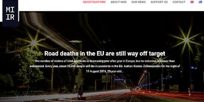 H Κρήτη ένα από τα πέντε πιο επικίνδυνα μέρη για οδήγηση στην Ευρώπη