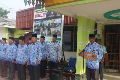 Kemenag Tanjungbalai Peringati Hari Lahir Pancasila