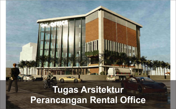perancangan rental office
