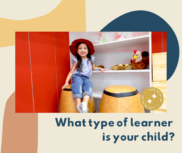 4 types of learning styles.