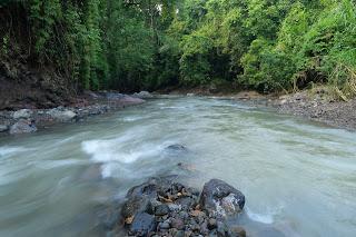 Rio Viejo and Rio Coco in Puriscal