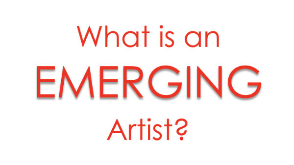 what is an emerging artist?