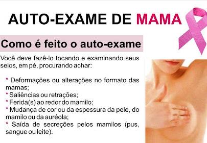 Fiz exame de mama: linfonodo intramamário, isso é