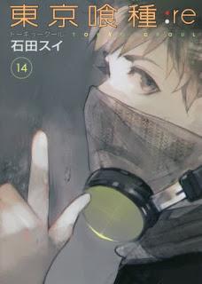 Tokyo Ghoul:re vol 14