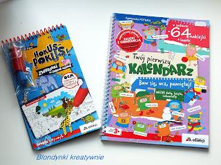 Książki edukacyjne i kreatywne dla dzieci- Wydawnictwo Olimp.