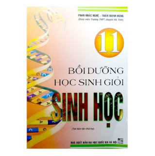 Bồi Dưỡng Học Sinh Giỏi Sinh Học 11 ebook PDF-EPUB-AWZ3-PRC-MOBI