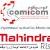 شركة كوميكوم تعلن عن تشغيل رؤساء مبيعات، مساعدات تجاريات ومستشارين تجاريين بعدة مدن